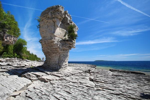 【特色游】布鲁斯半岛花瓶岛一日游