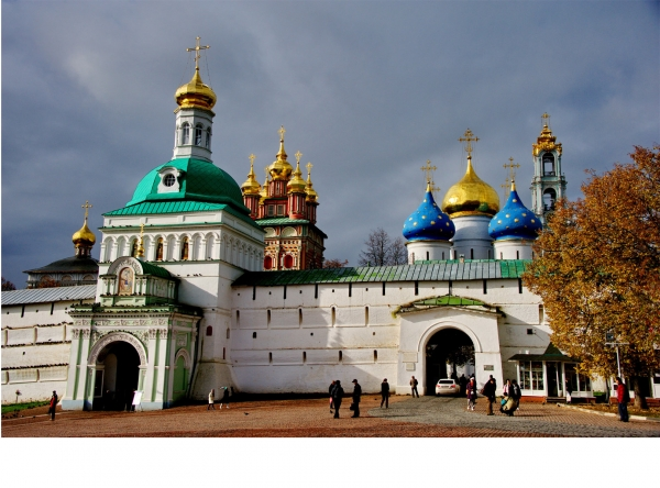 【包机票】俄罗斯迷情金环小镇十天浪漫之旅 (莫斯科-圣彼得堡-谢尔盖耶夫)