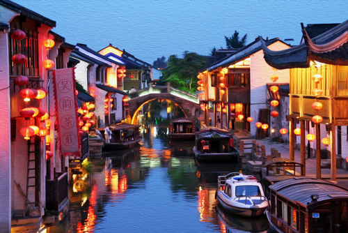 Air-inclusive China Essence 9-10 Days Tour