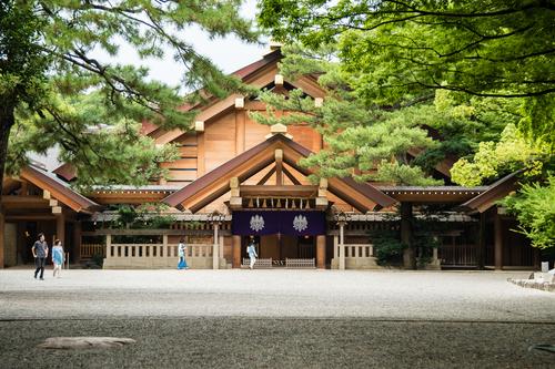 【包机票】暑假日本豪华双温泉6天游——多伦多出发