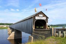 有盖桥/哈特兰廊桥